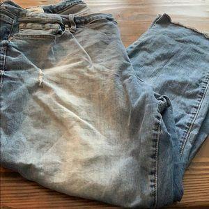 Torrid Jeans worn once!